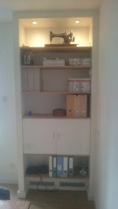 boekenkast bouwen