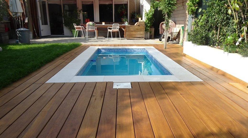 How to build a swimming pool   Klussen met Nicole Prins