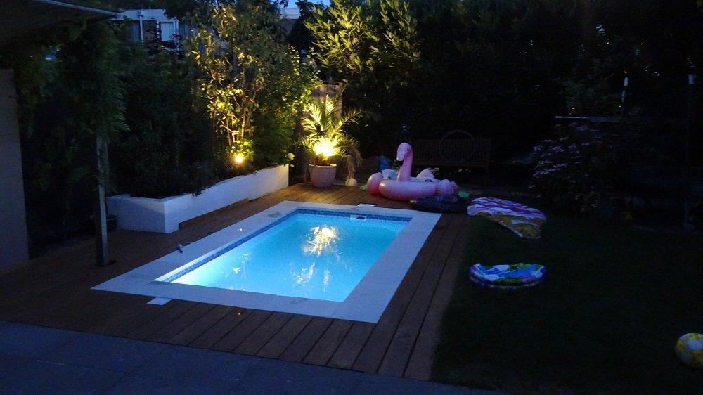 Bauen Sie Ihr eigenes Schwimmbad