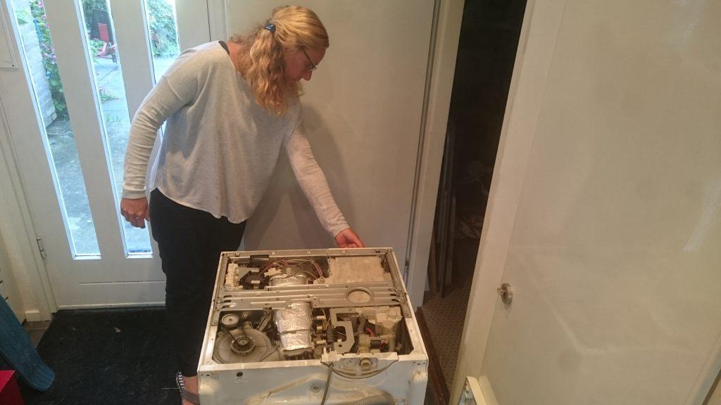 Wasmachine repareren - AEG Lavamat Update 70210 Turbo