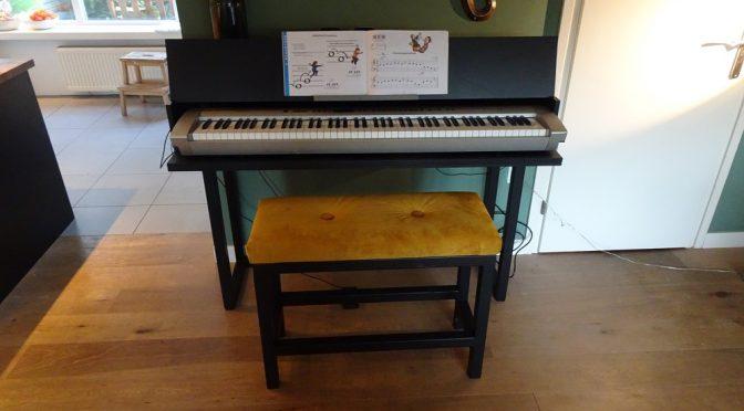Pianokast zelf bouwen - Build a Piano cupboard