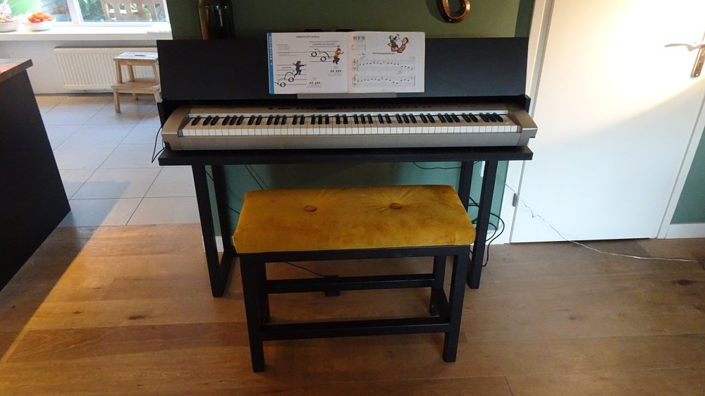 Pianokast zelf bouwen - Build a Piano cupboard